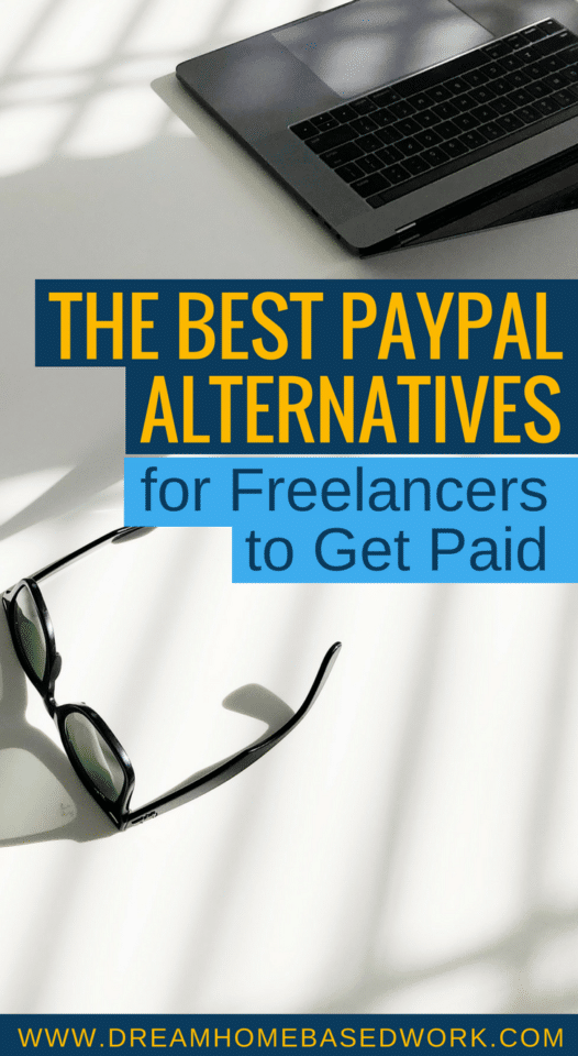 Many freelancers and clients cannot use PayPal because it is not supported in their countries. Here are the best PayPal alternatives for #freelancers to get paid.