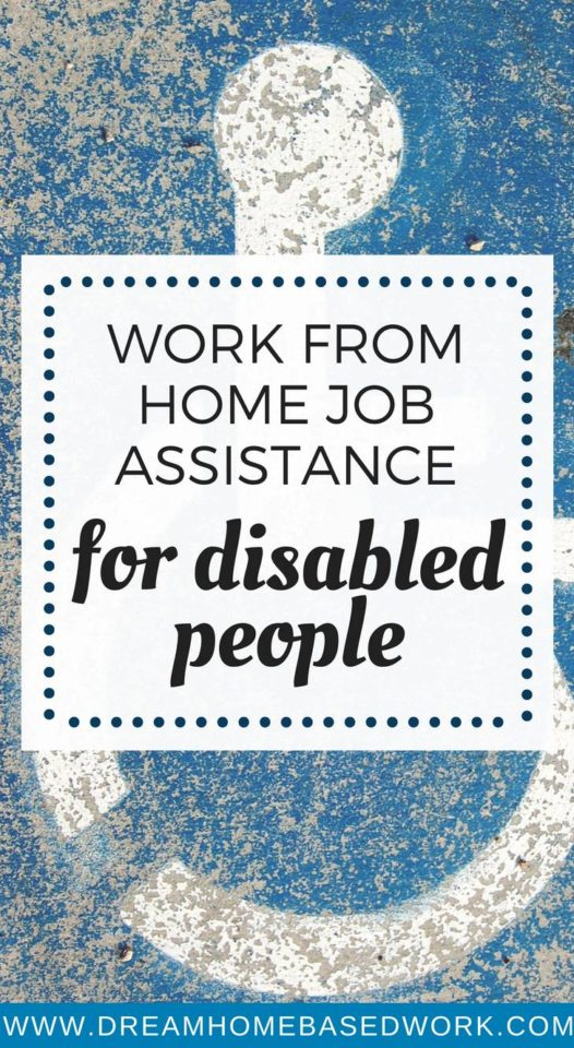 Did you know it is possible to work from home with a disability? This trusted resource provides job assistance for those on SSDI or SSI disability benefits.