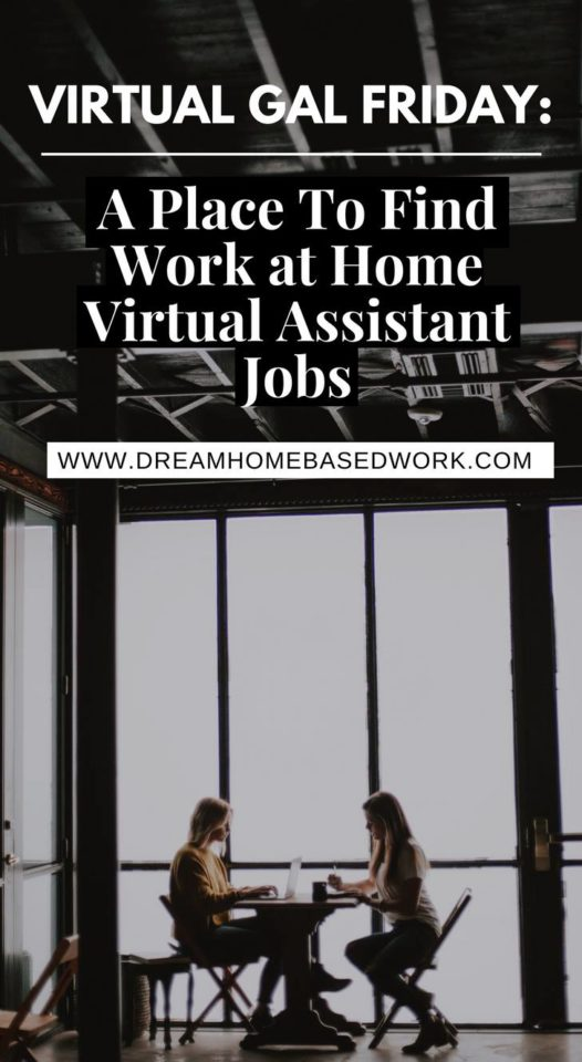 Looking for a work from home Virtual Assistant Jobs? This company provides clients an alternative to hiring a full-time office assistant by working with their virtual assistant team instead. #workfromhome #virtualassistant