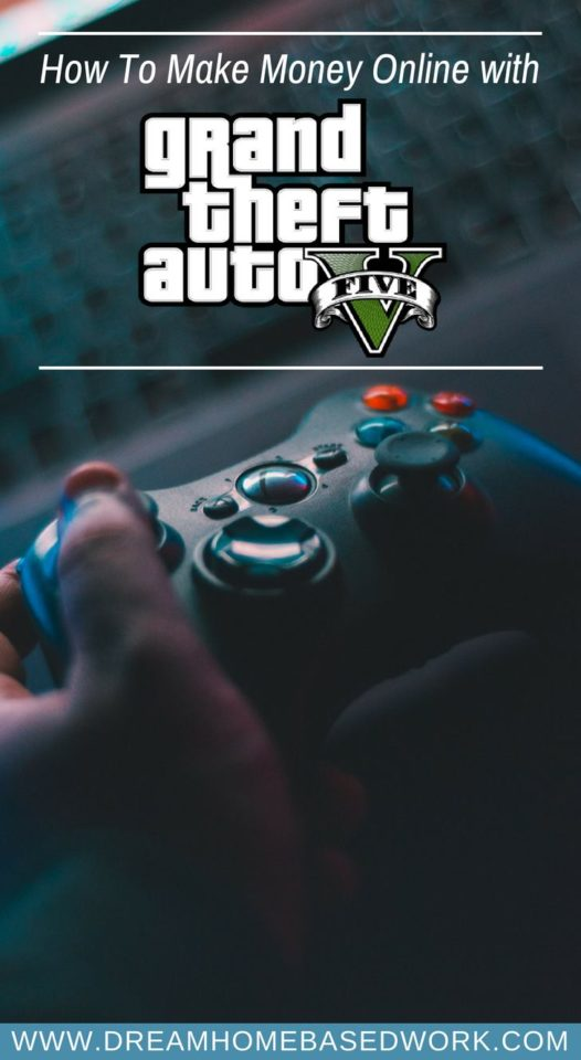 Do you know you could actually make money playing #GTA5 video game on #Xbox or #Playstation? Here are several ways to do what you love and still make money.