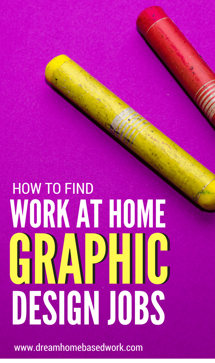 How To Find Work at Home Graphic Design Jobs
