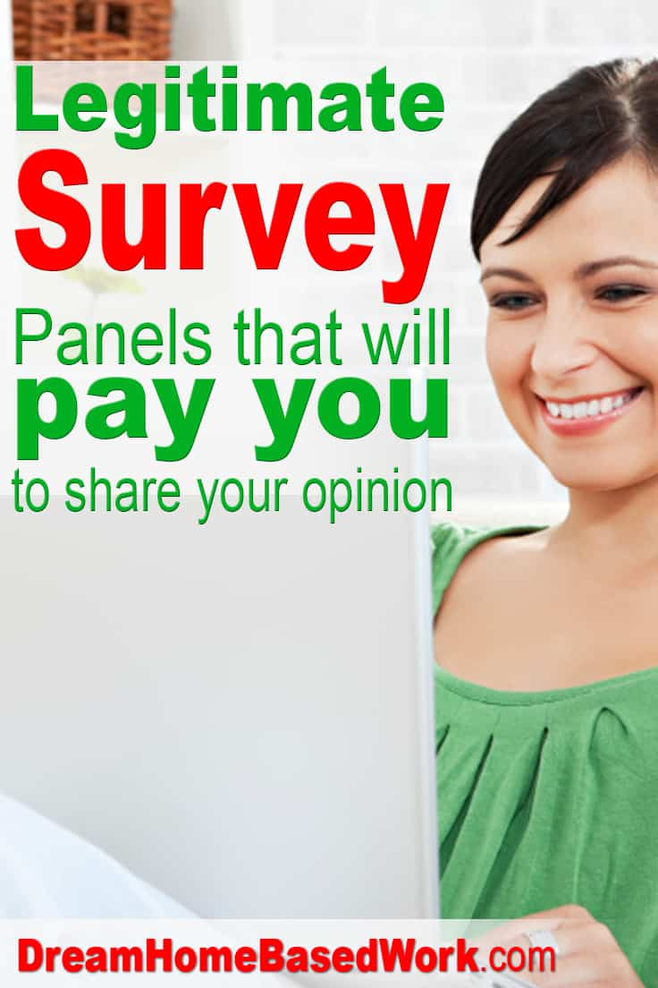 Real Paying Survey Companies to Sign Up With