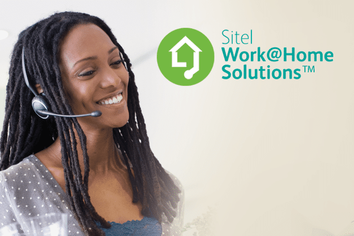 sitel work at home call center jobs