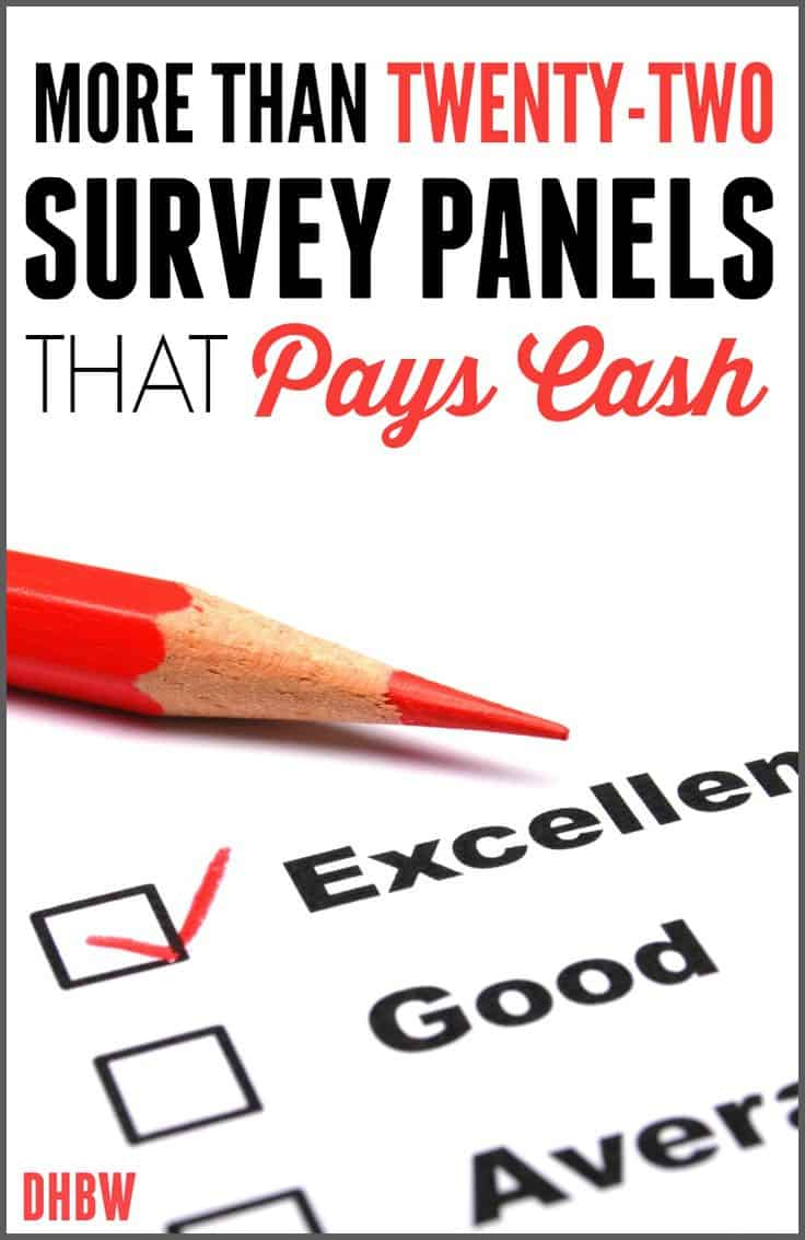 22+ Real Online Survey Companies that Pays Cash