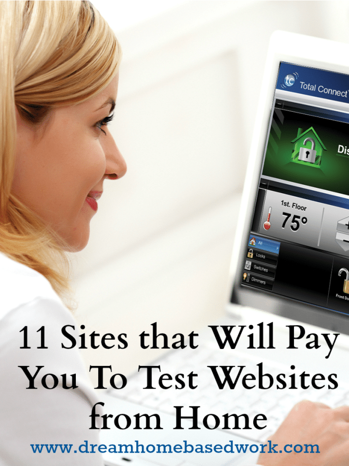 11 companies that will pay you to test websites from home for Dream home website