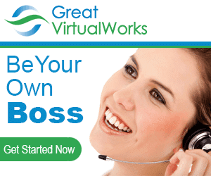Great Virtual Works Review - Flexible Work at Home Opportunity