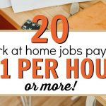 Work from Home: Make $11 Per Hour or More!