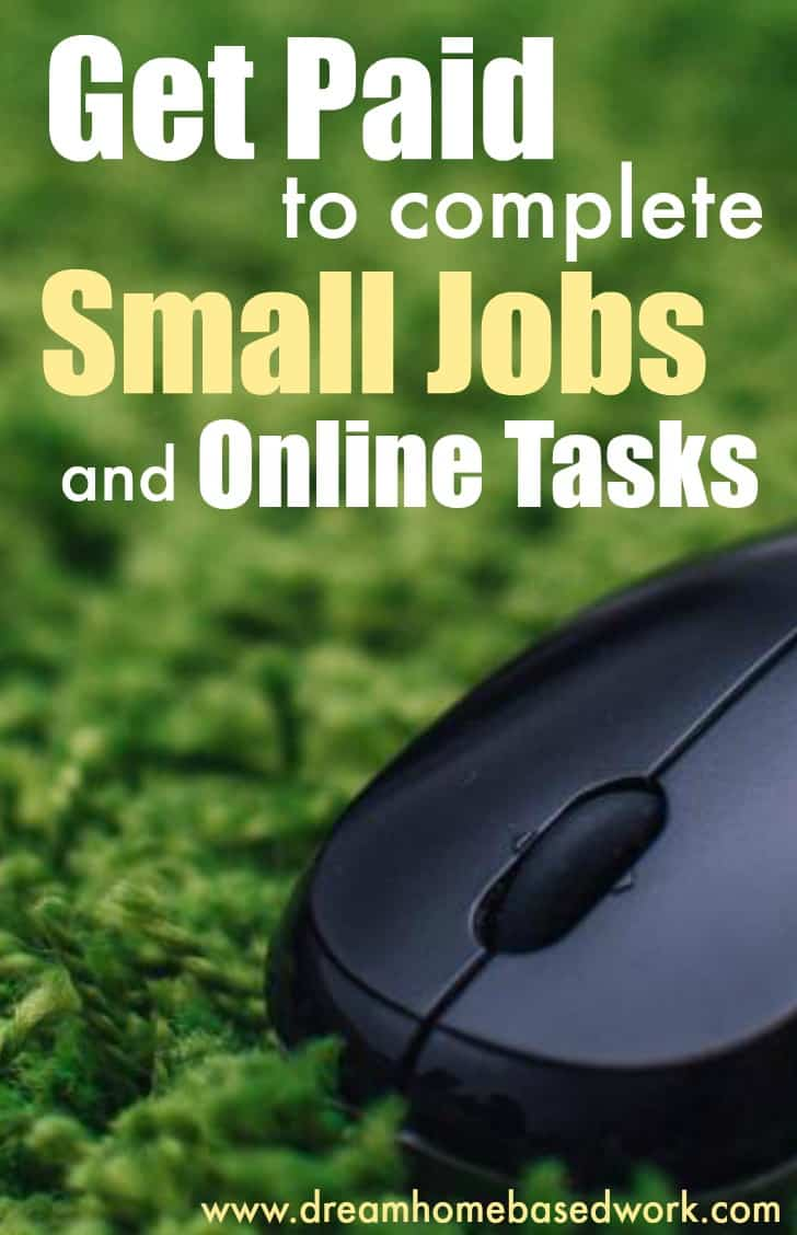get paid to complete small jobs and online tasks learn how you can get paid to complete simple online tasks and make money at them