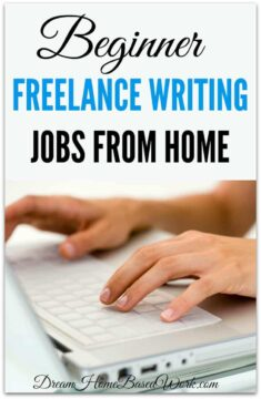 Writing internships from home