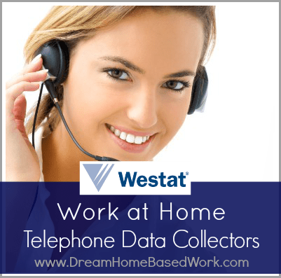 Westat Review: Work from Home as a Telephone Data Collector