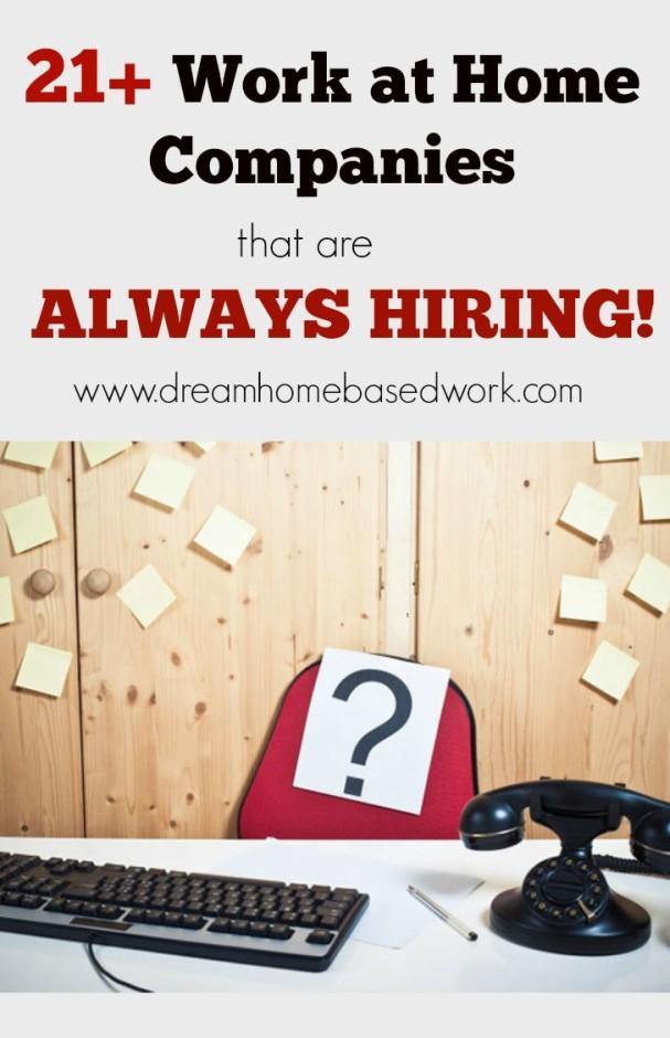 Legitimate Work At Home Jobs Employment  Indeedcom