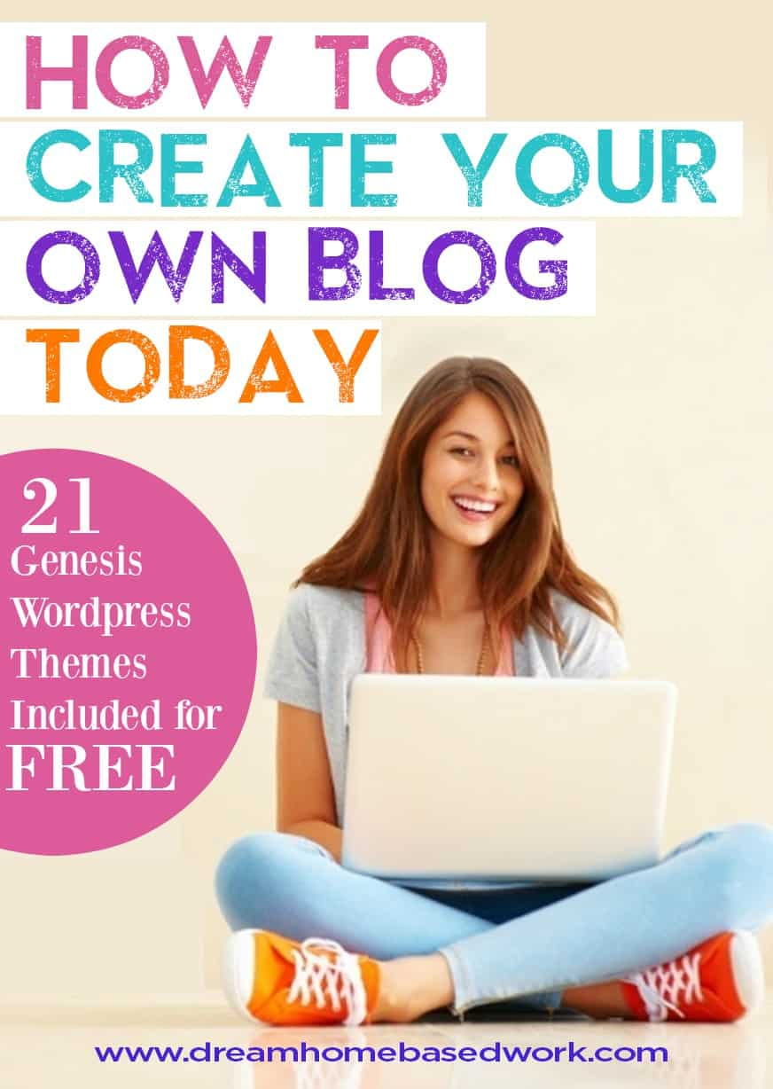 Make your own blog driverlayer search engine for Create your own dream home