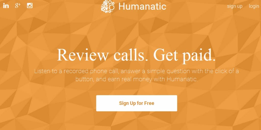 Humanatic Review: How To Make Money Sorting Phone Calls