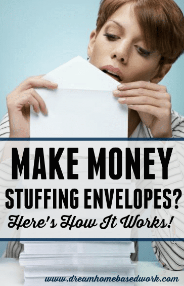 Work from Home Stuffing Envelopes: Legit or A Scam?