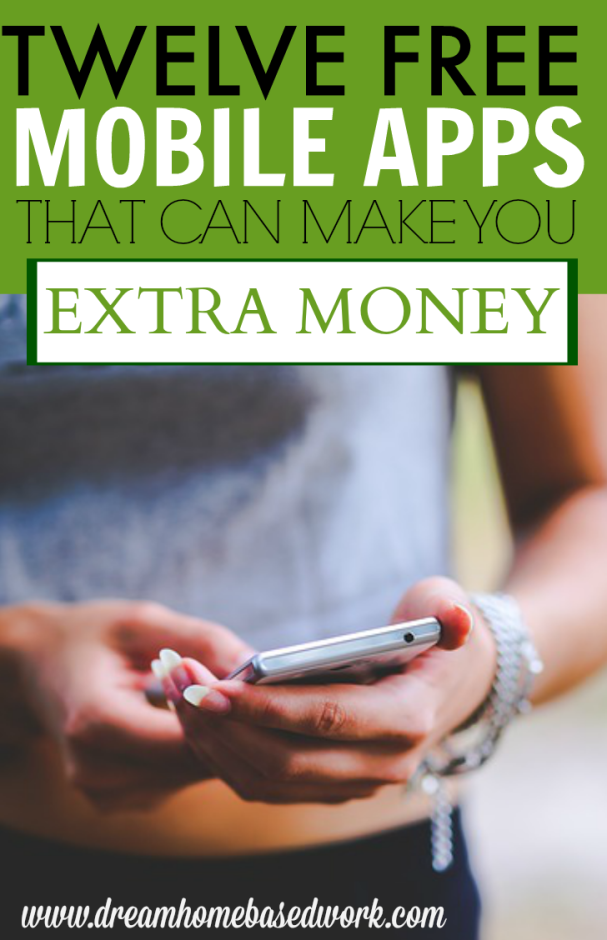 Your phone can actually put money in your pocket and not just take it out with these 12 free apps!