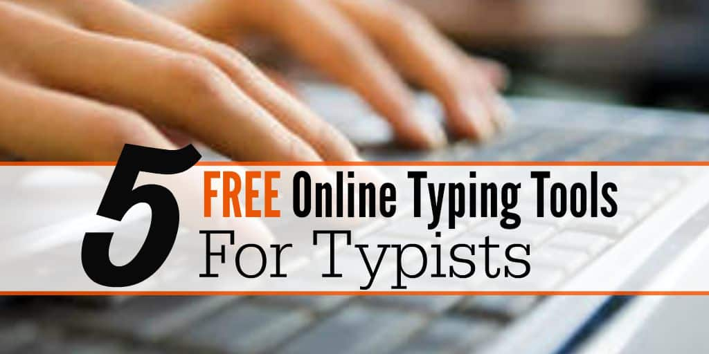 internet typing jobs from home