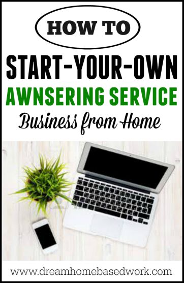 An answering service is one of the best home businesses you can start with minimum costs. Learn how to get started, what you'll need, and how to market your business.