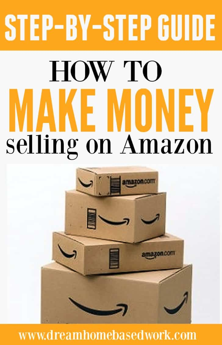 Step by step guide how to make money selling products on for What can i make at home to sell online