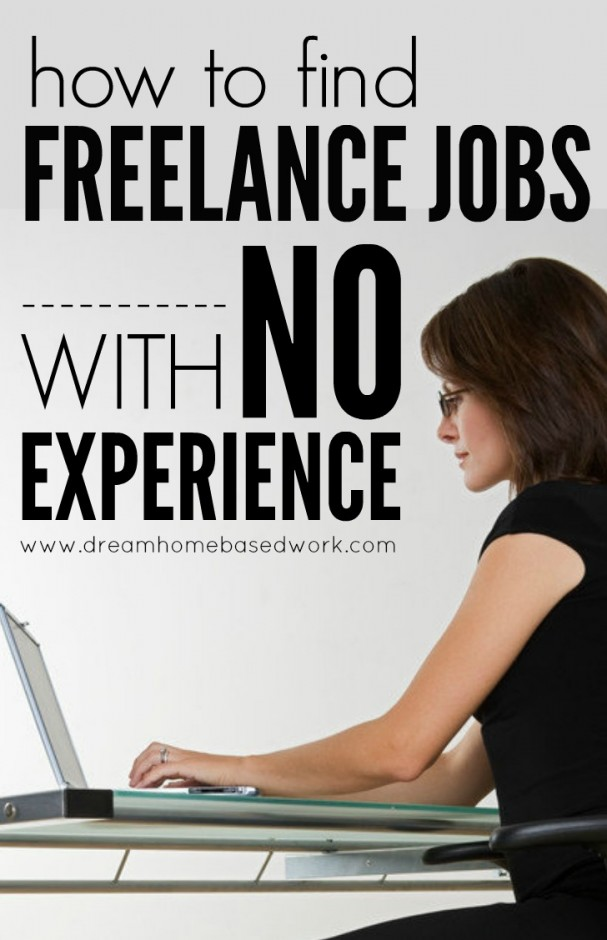Freelancing is one of the best ways to make money online. We've provided some online tips and how to find freelance jobs with no experience.