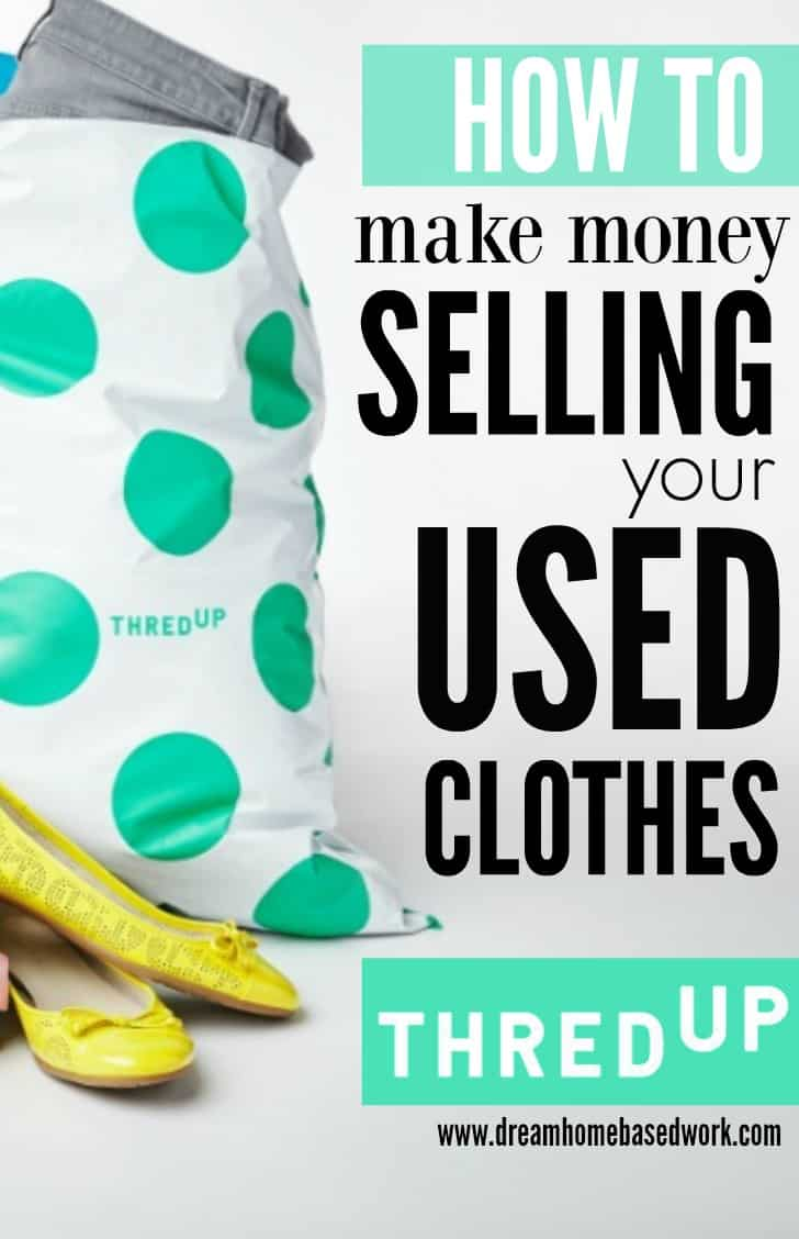 How to Make Money on thredUp by Selling Your Used Items