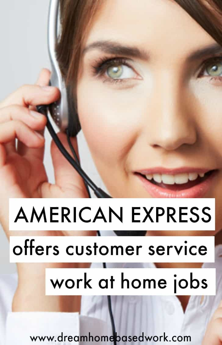 American Express is looking for quality people with the desire to work from home. This is a legitimate full-time job that pays $16/hr with great benefits.