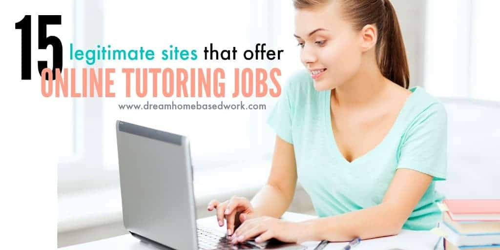 top 15 legitimate sites that offer online tutoring jobs