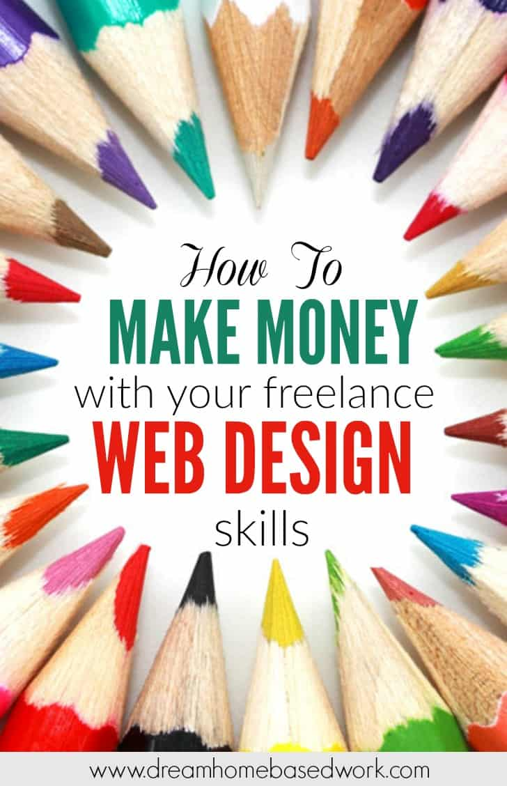 Have a creative eye? Learn how freelance web designers earn money and ways to launch a successful freelance web design career.