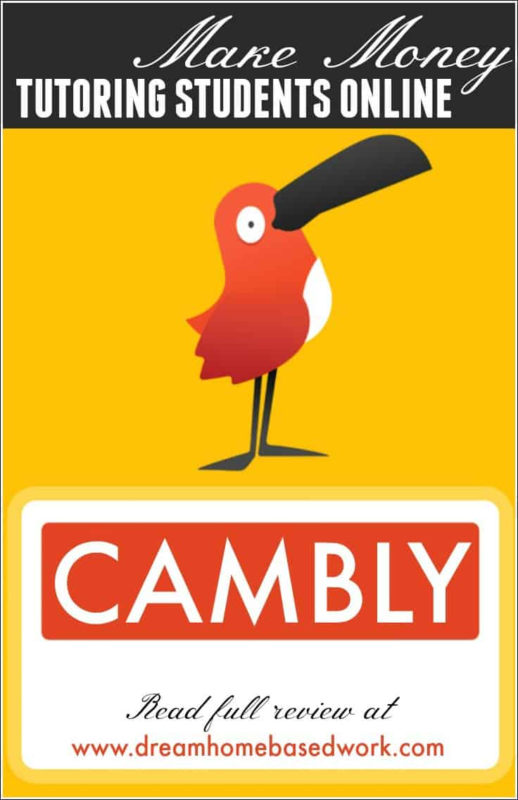 English fluently, Cambly gives you the opportunity to tutor English ...