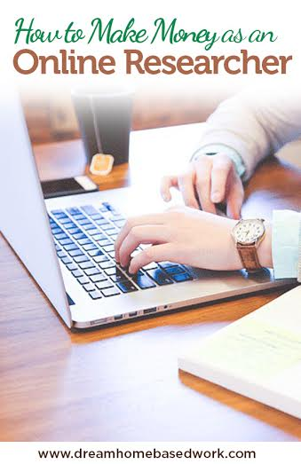 Have you ever though about making extra cash by putting your online researching skills to work? If you're a whiz at digging around for information online then you can become an online researcher.