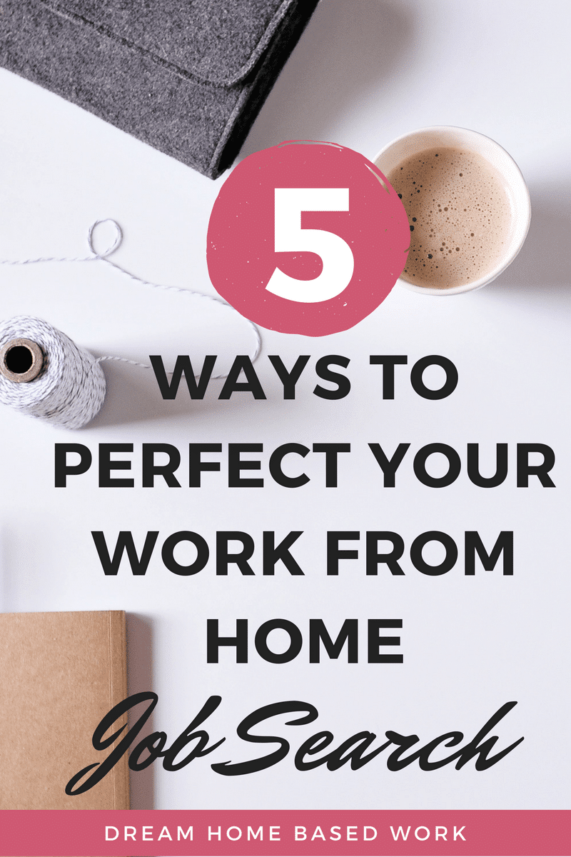 There are numerous tips that you can apply in your online job search but in this article, I will only be sharing 5 essential tips to perfect your job search online.