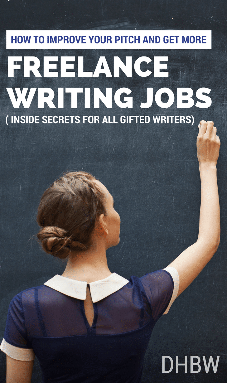 I suspect a huge number of very skilled writers don't end up making it in the writing game because this is what they struggle at. These secrets will help freelance writers (whether experienced or not) improve their writing imagination