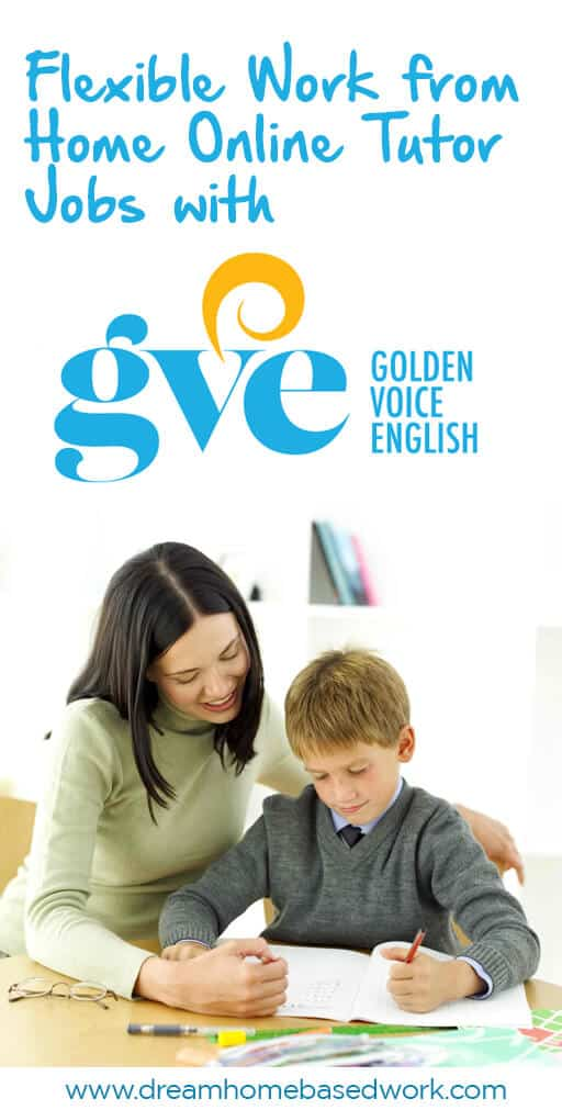 Golden Voice English (GVE) is in the looking for home-based English ...