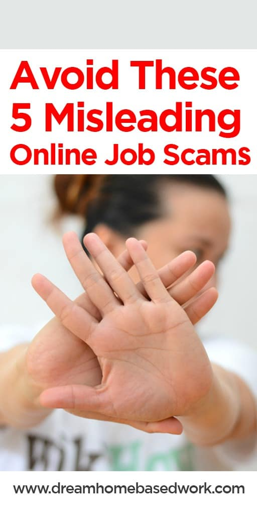 Avoid These 5 Misleading Online Job Scam