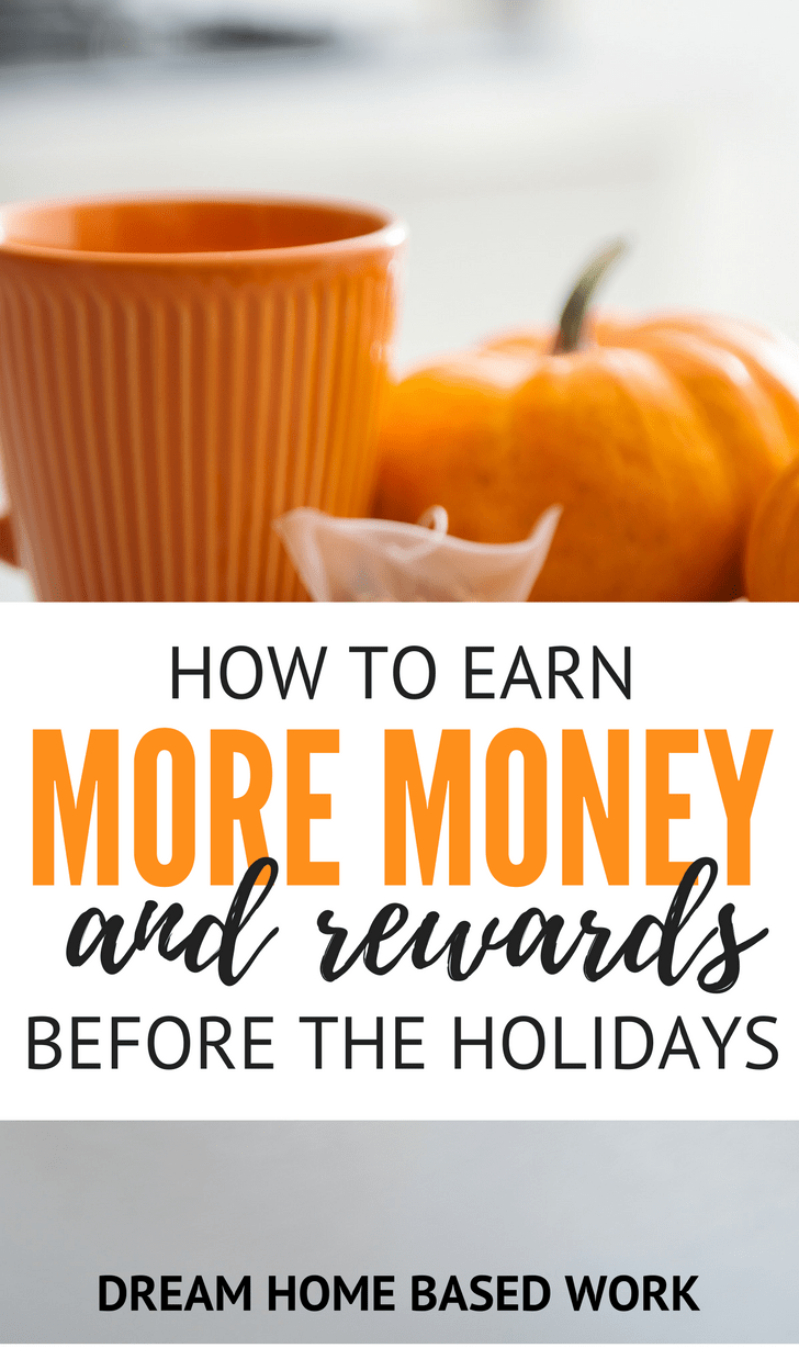 Don't have the time to side hustle or get a second job? Try one of these simple ways to make extra money before the holidays.
