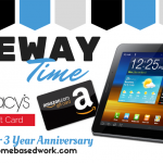 Enter To Win A Samsung Tablet, Cash, and More! Celebrating DHBW 3-Year Anniversary