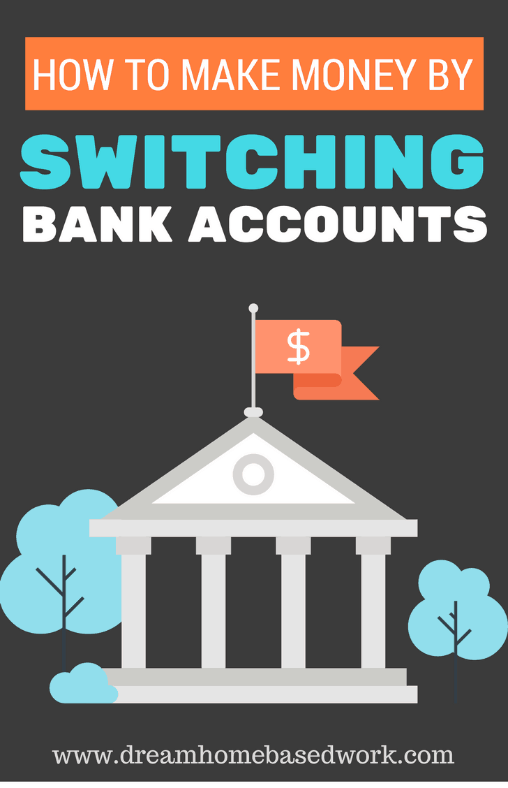Can You Really Earn Money By Switching Your Bank Account? Here's the Scoop
