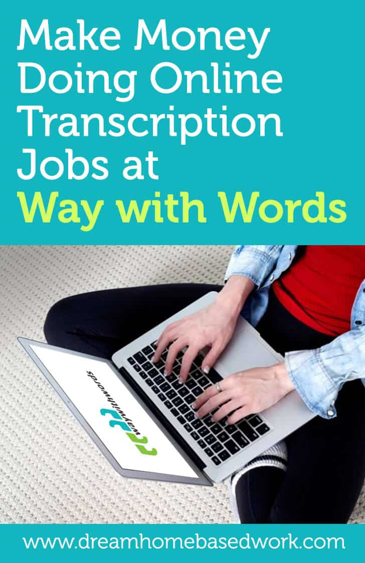 Make Money Doing Transcription Tasks at Way with Words