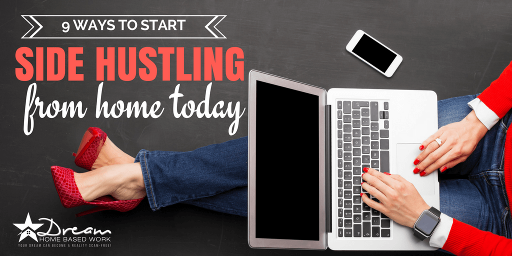 Free Work From Home Jobs With No Startup Fees