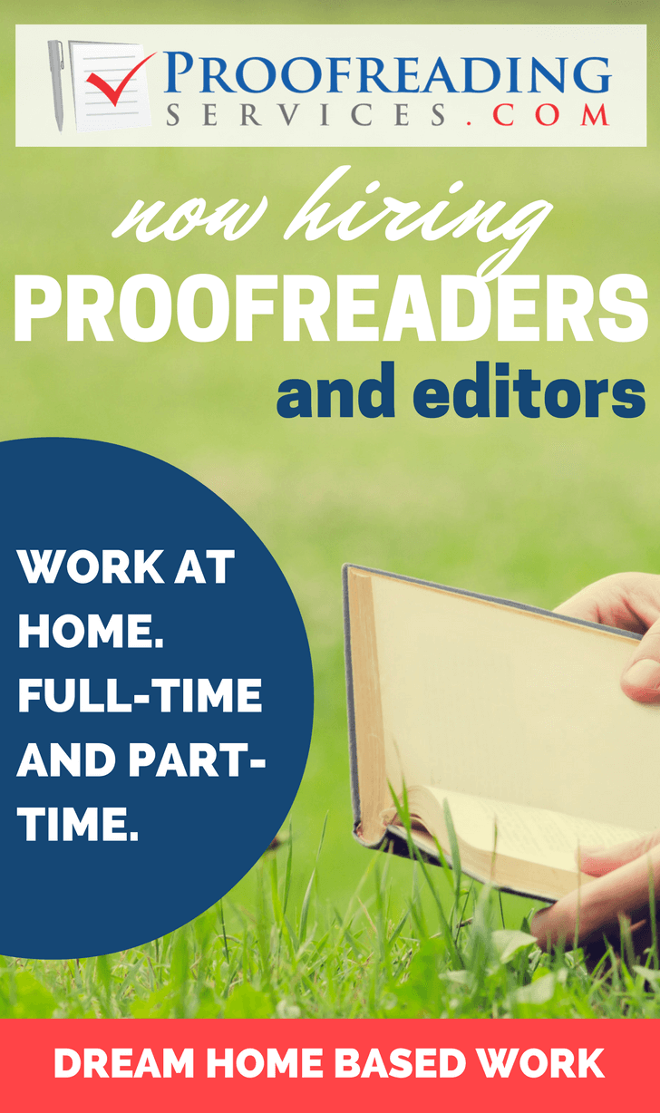 English In Italian: Flexible Online Proofreading And Editing Jobs