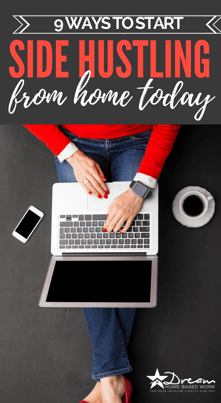 Online jobs are a great way to earn money without leaving your home. Here are 10 home-based side hustles you can start now.