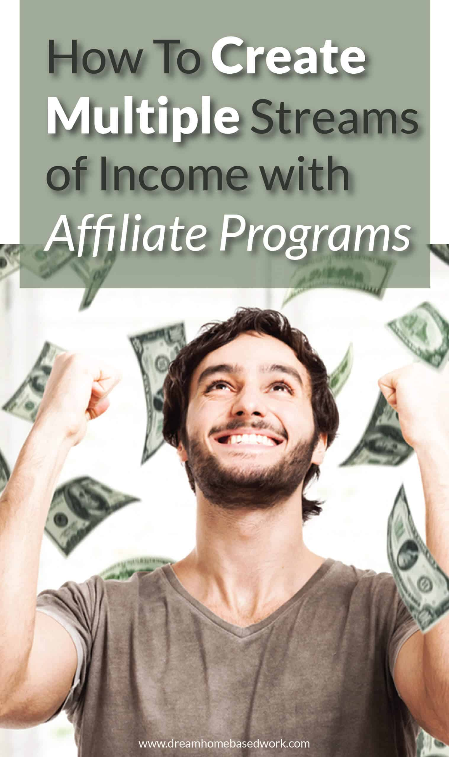 How to Create Multiple Streams of Income with Affiliate Programs