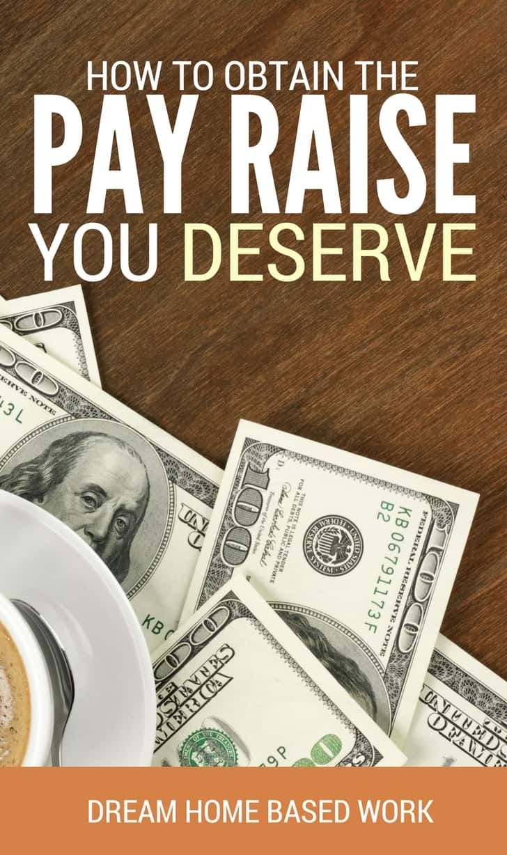 persuade your employer that you deserve a raise Do you know how to ask for a pay raise using data-driven research to prove to your boss that you deserve a higher salary you won't get too far with salary information from websites like payscale if you can't persuade your boss that you're worth that much money to begin with.