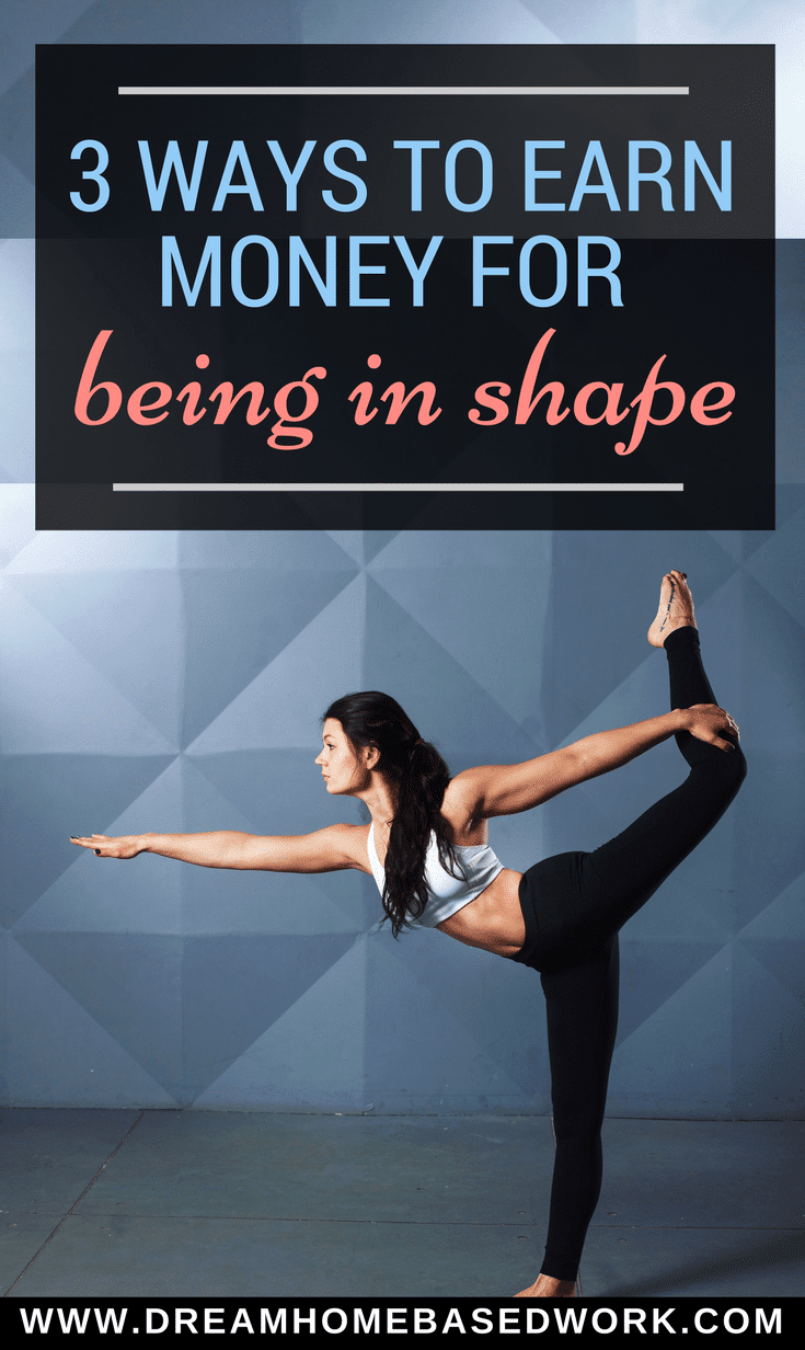 Ever wondered how you can earn money being in shape? Achieve the best fitness results while staying healthy and fit.