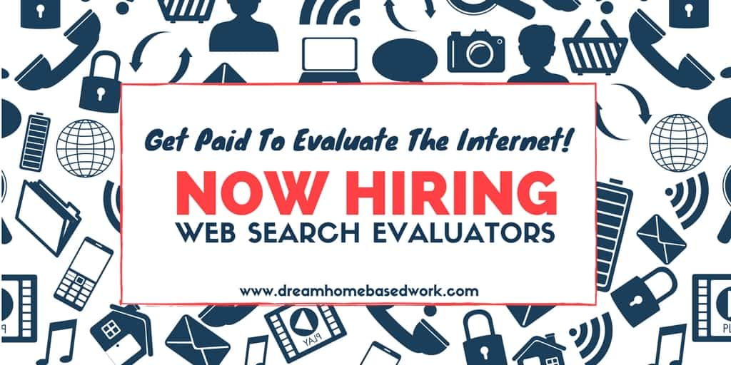 Get Paid To Evaluate The Internet? Apply for This Work-From-Home Job