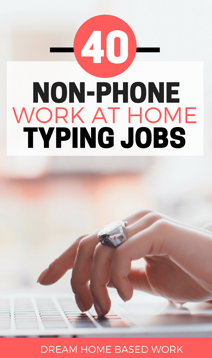 List of companies you can find workathome transcription jobs
