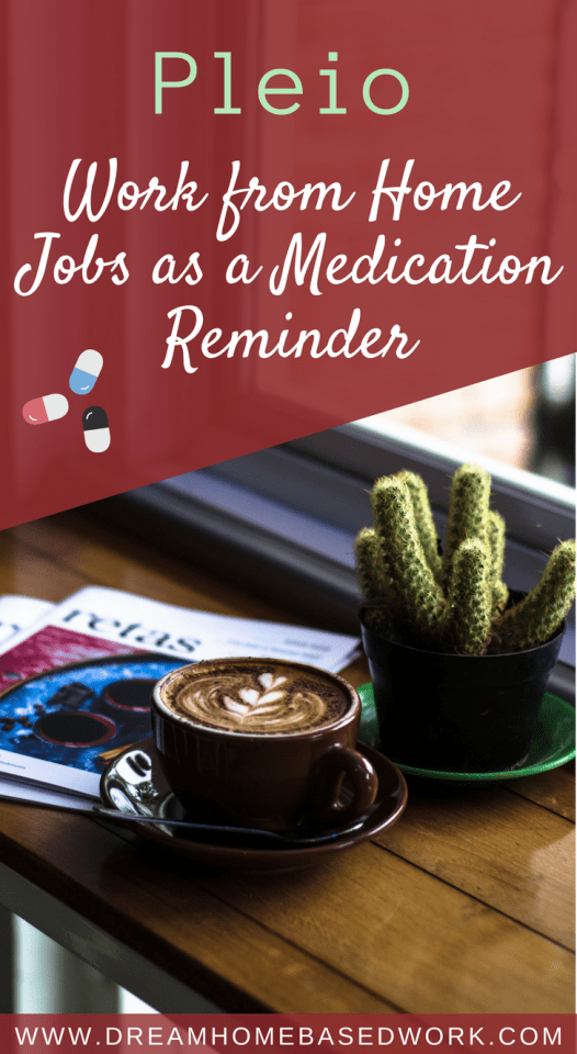 Pleio Goodstart Mentor Review: Get Paid To Help Patients with Medications